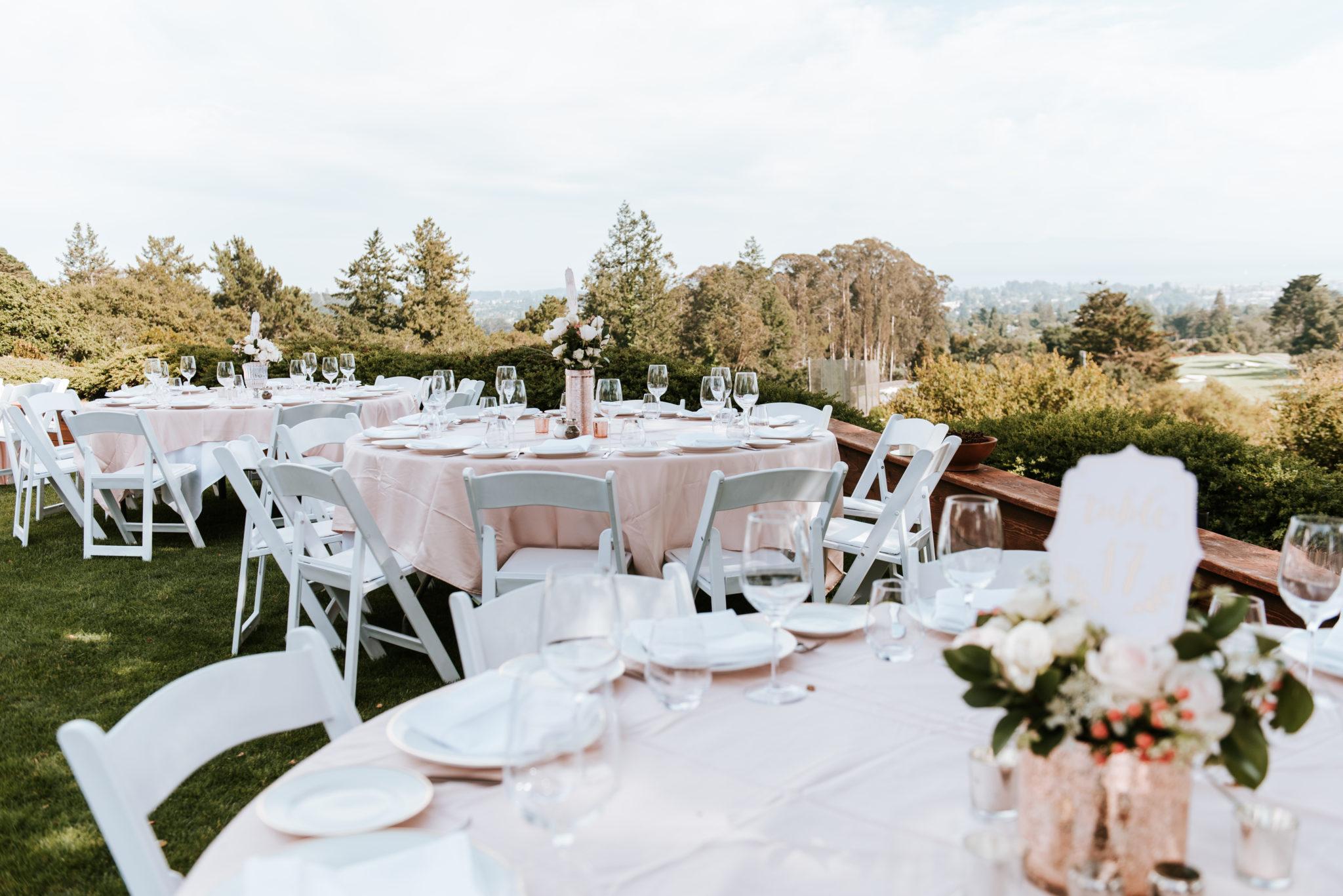 Hollins House Wedding Reception
