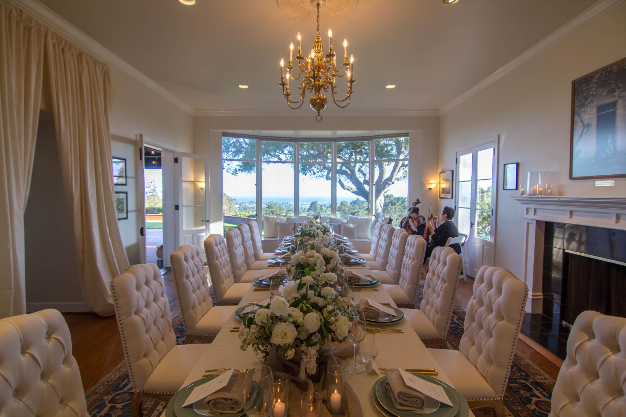 Hollins Room Banquet
