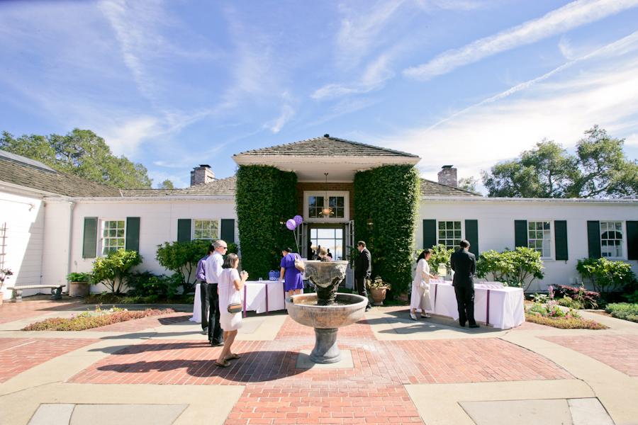 Welcome Fountain Courtyard